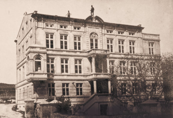 A first-class hotel after its reconstruction, ca. 1875, © City Archives and City Library Sassnitz