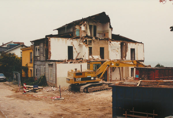 Room for new things, 1999, © City Archives and City Library Sassnitz